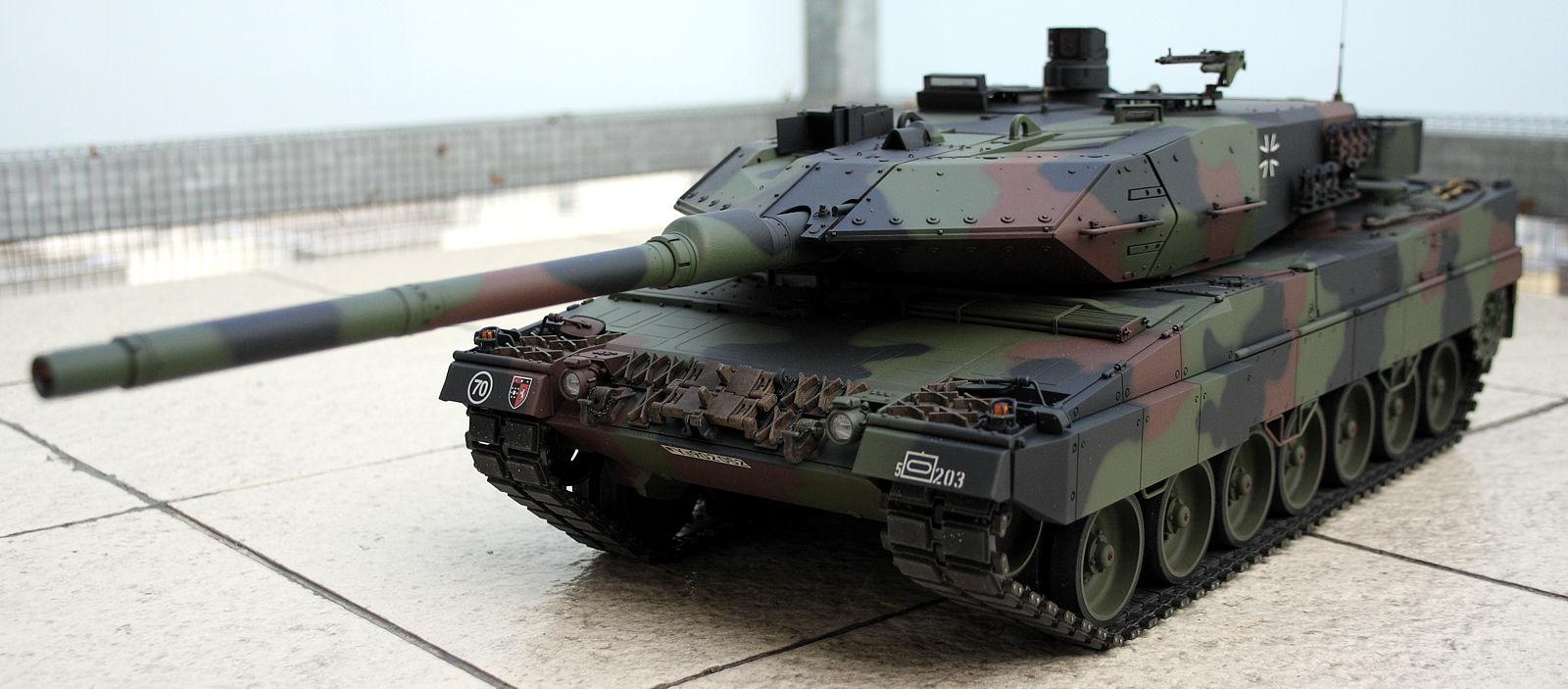Leopard 2A7V