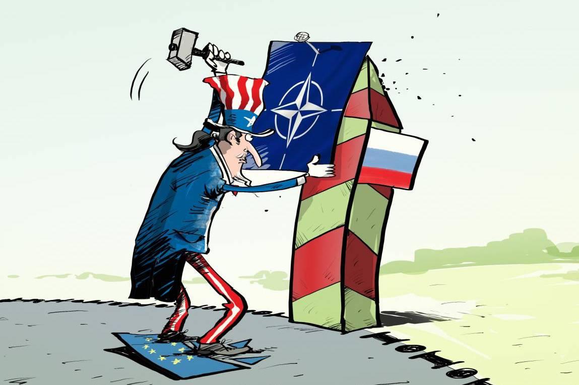 НАТО на границе