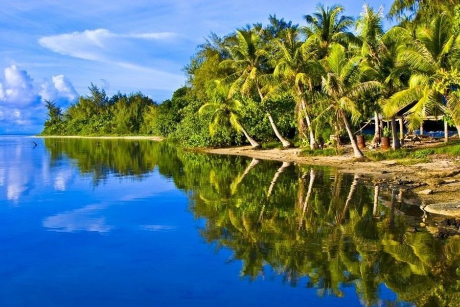 Острова Микронезии