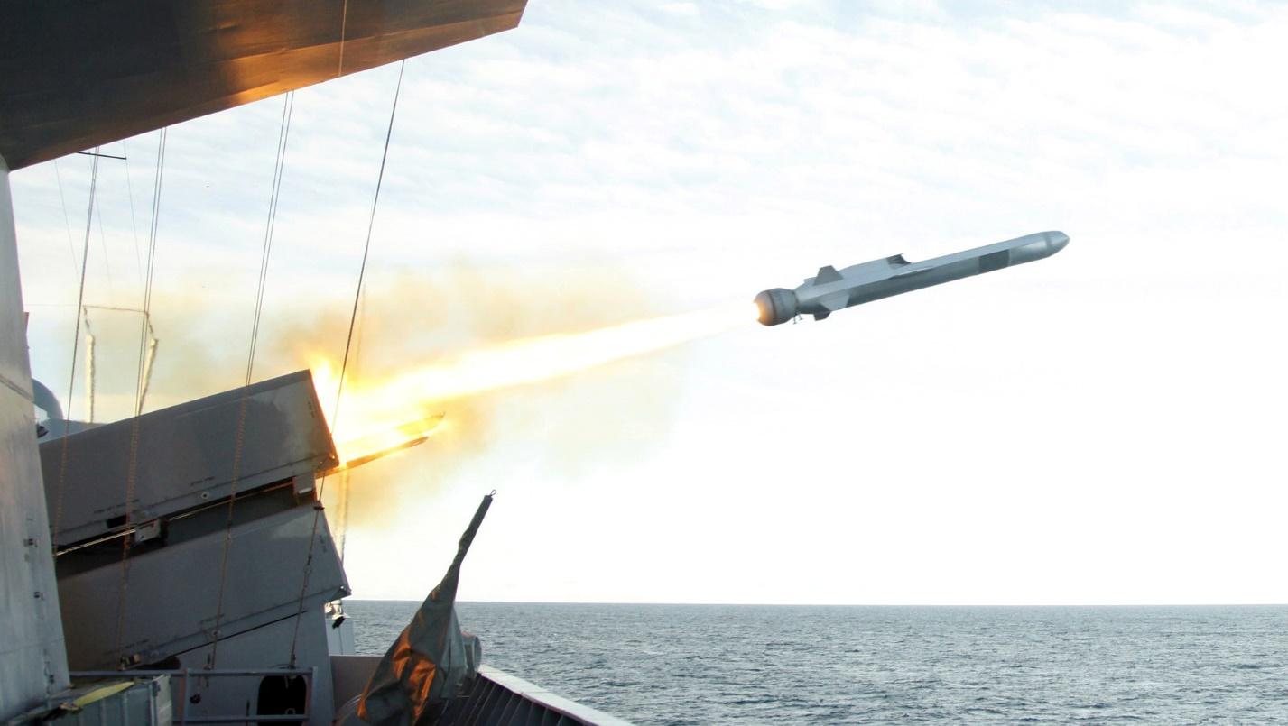 Ракетный выстрел