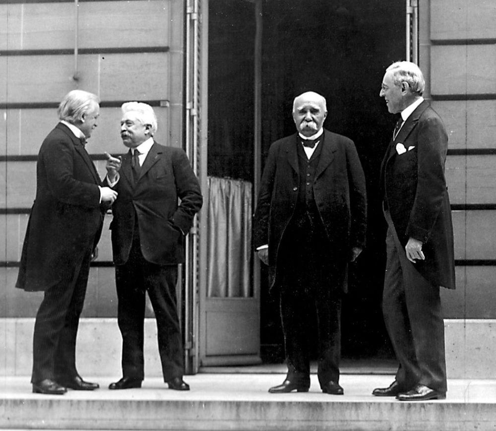 Создатели Лиги Наций
