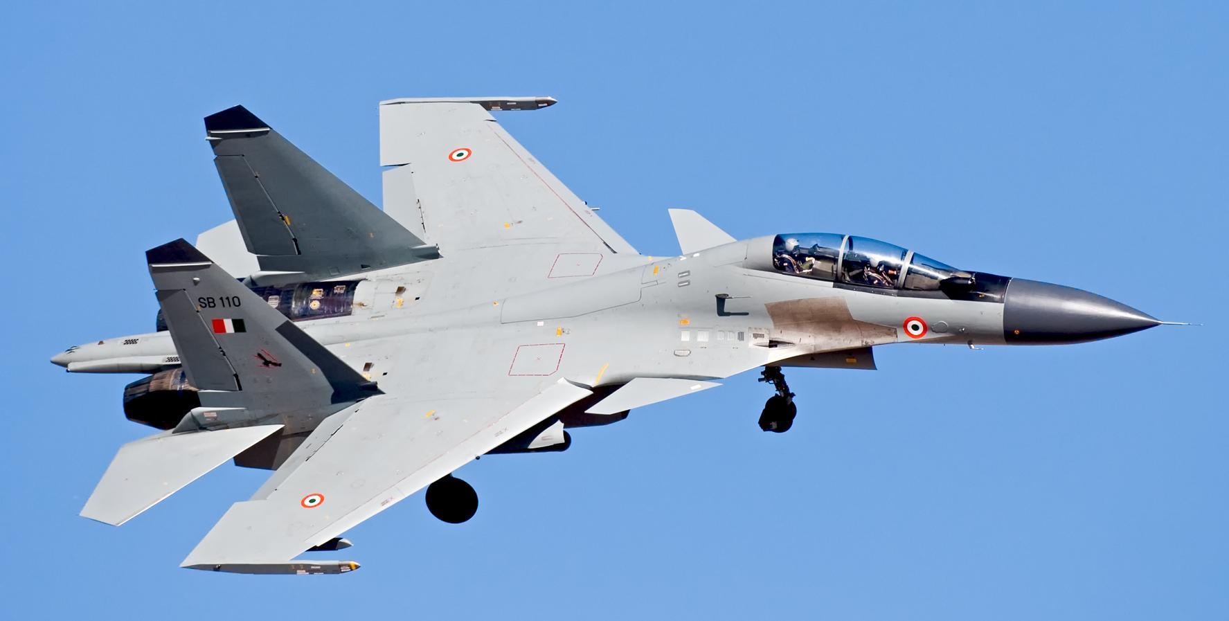 Су-30 ВВС Индии