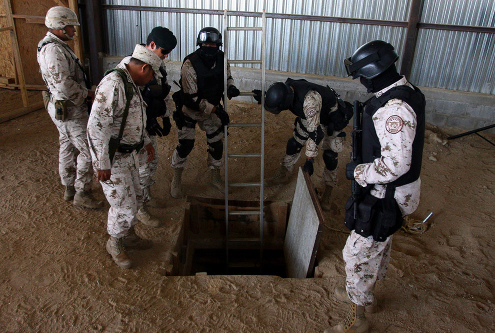 Тактический тоннель