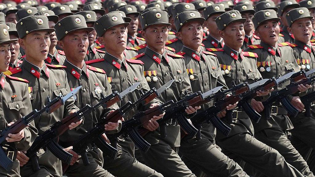 Войска КНДР