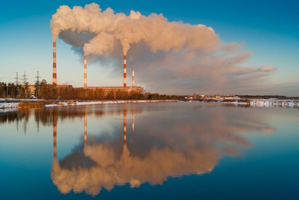 Загрязняющая промышленность