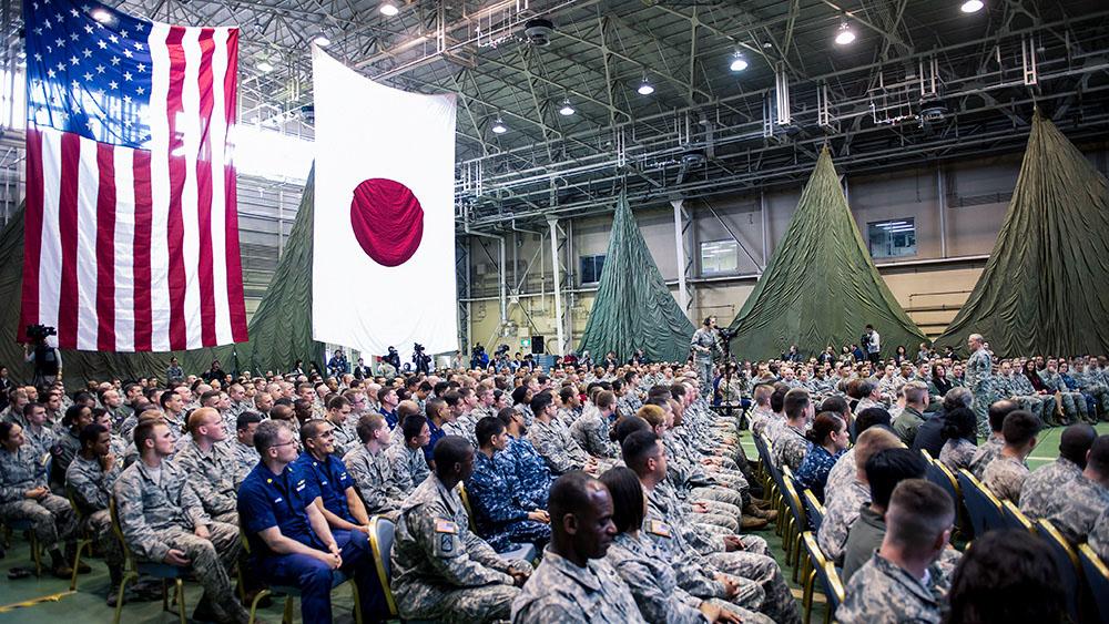 Американцы в Японии