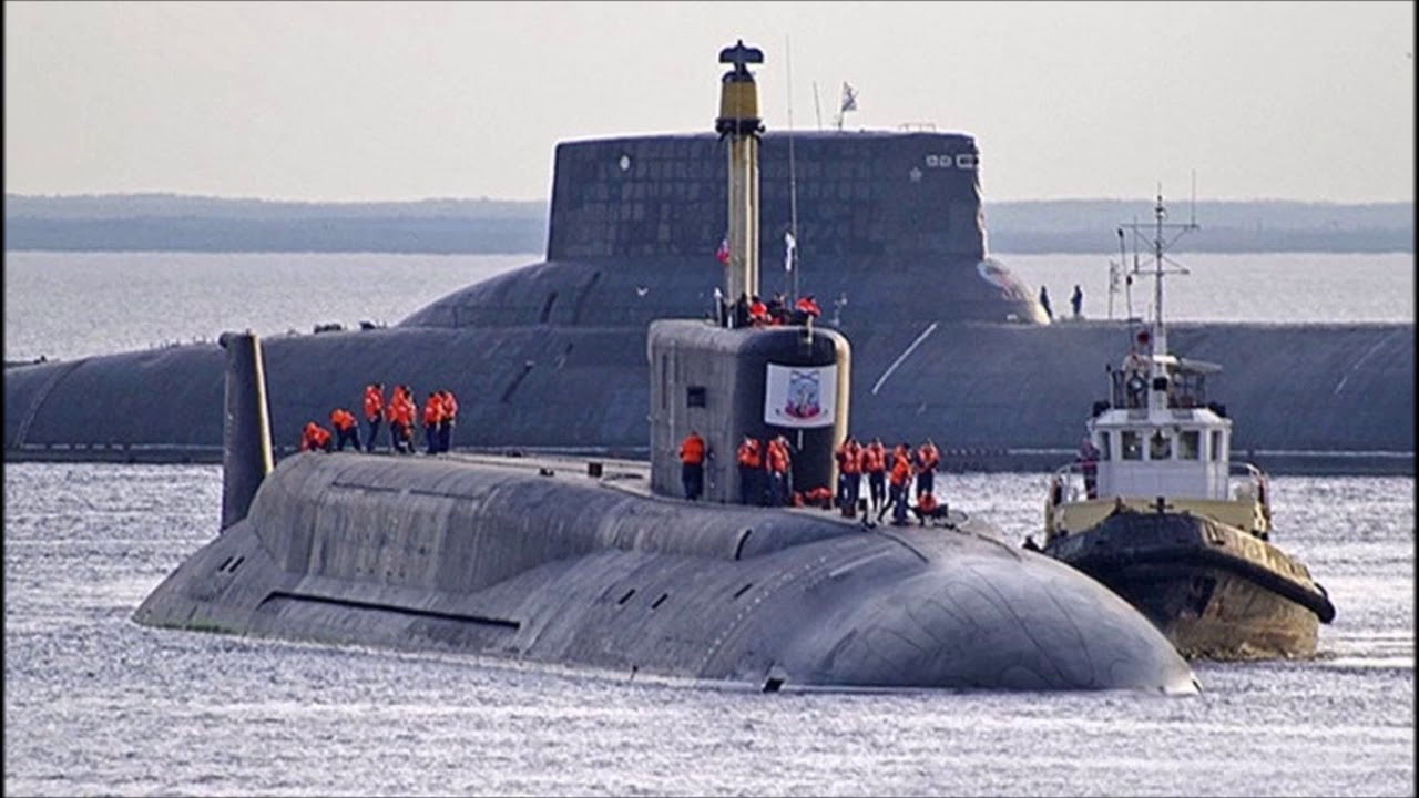 «Борей-К» в море