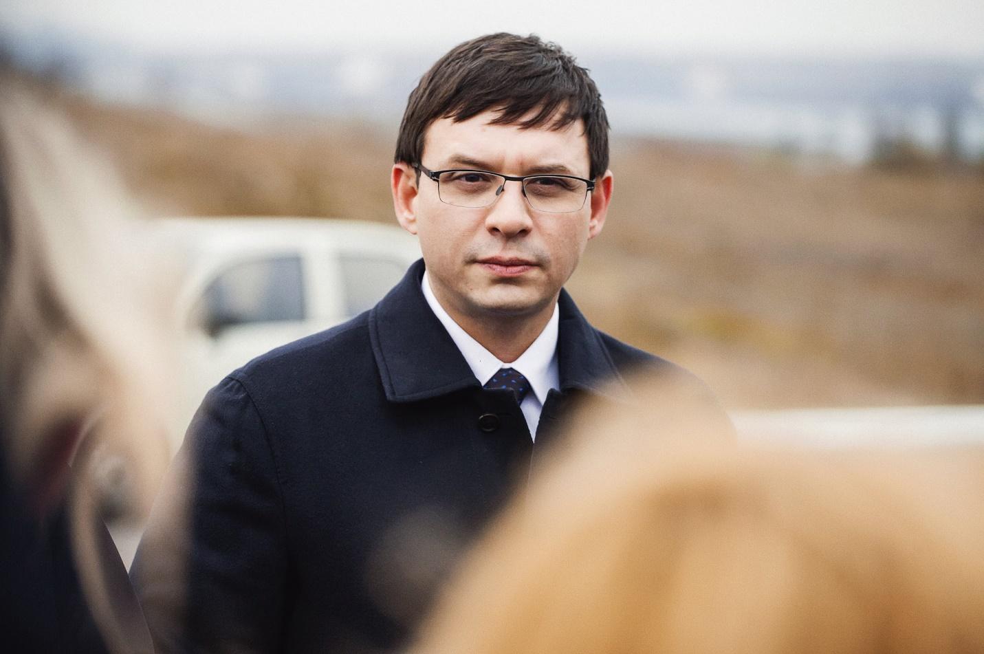 Депутат Мураев