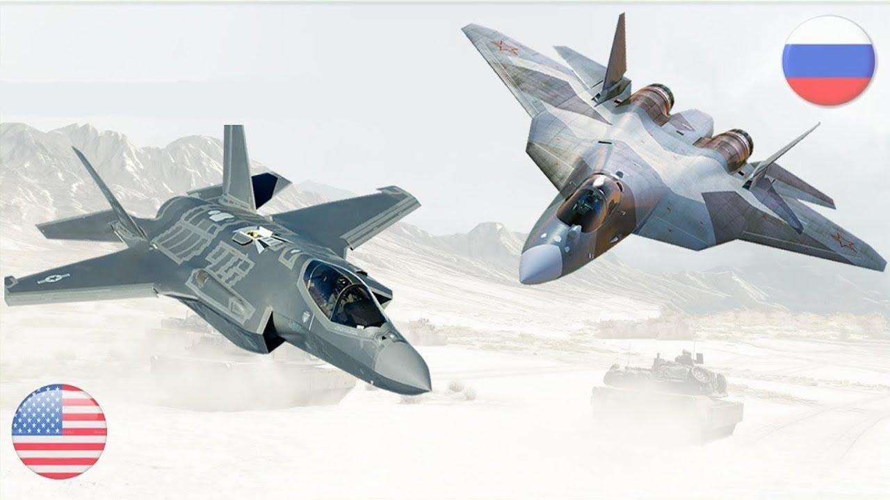 F-35 и Су-57