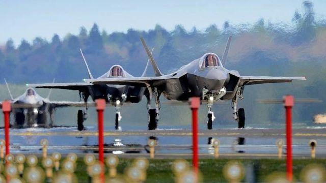 F-35 на ВПП
