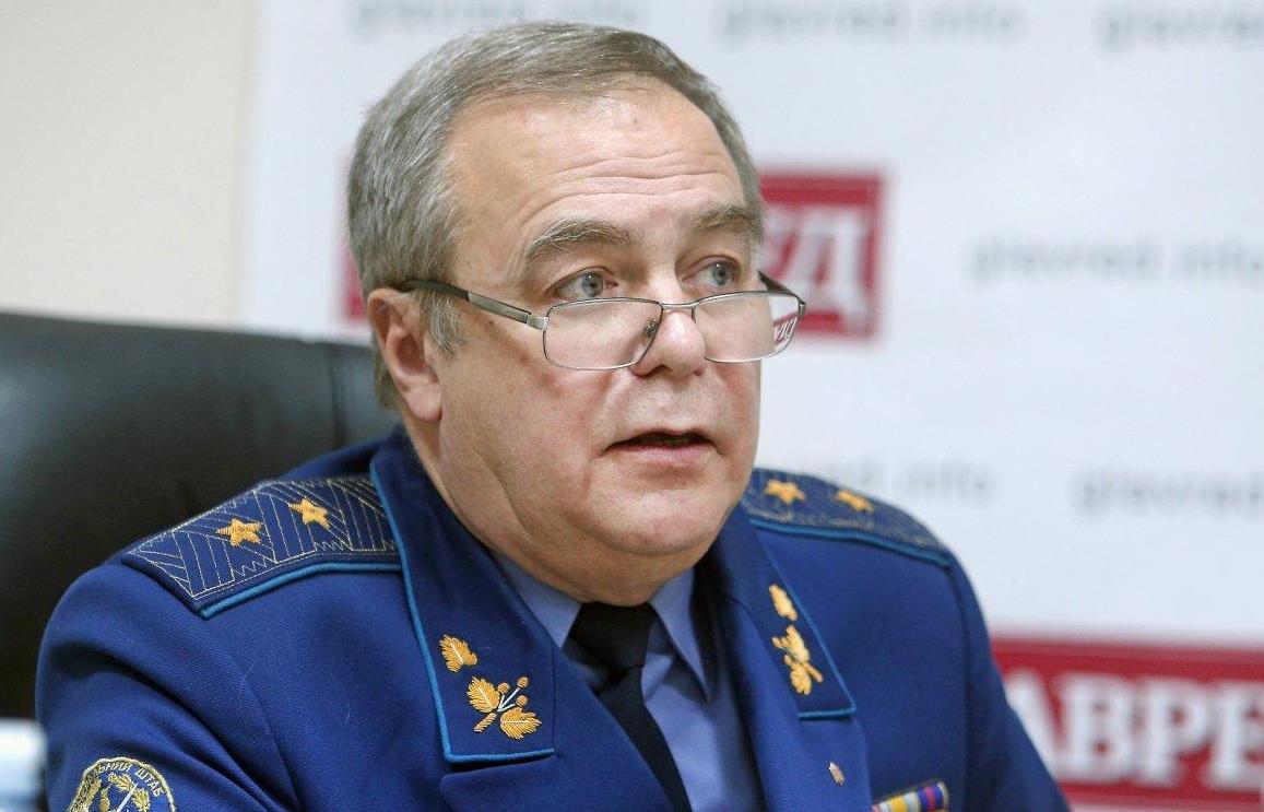 Генерал-лейтенант Романенко