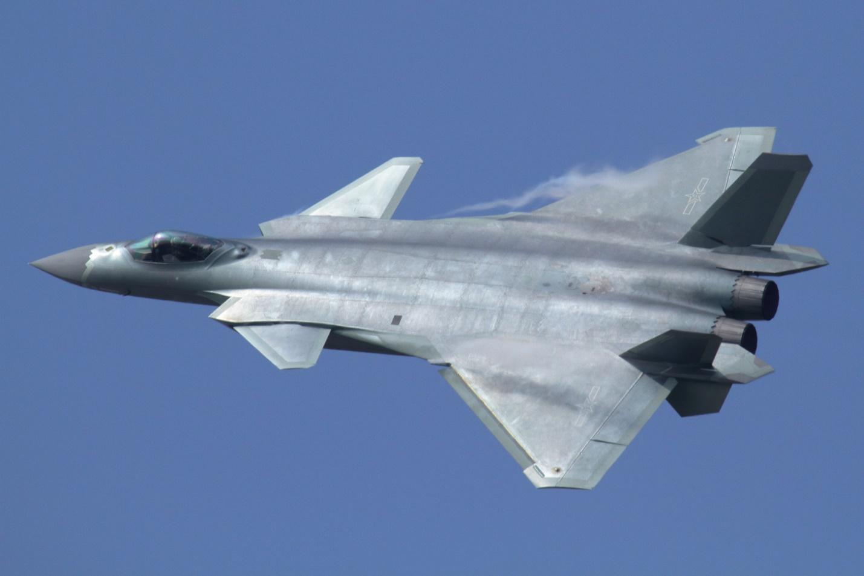 Китайский самолет