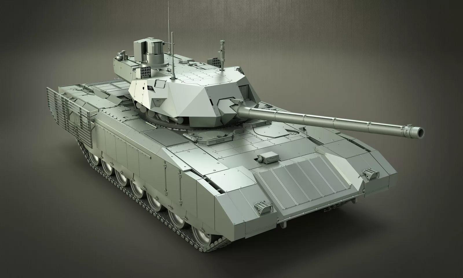 Модель Т-14 «Армата»