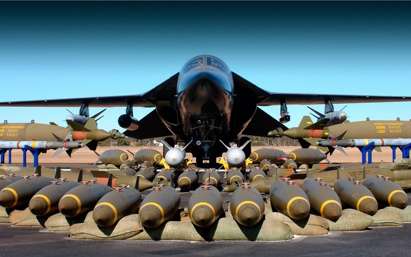 Натовские авиабомбы