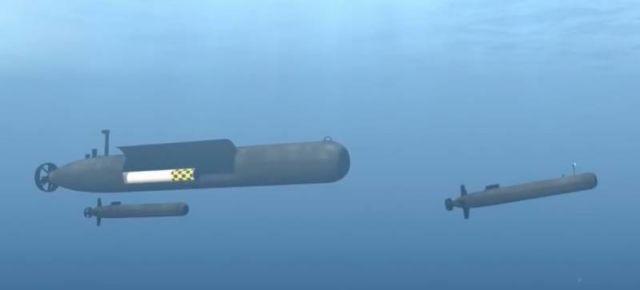 Подводные беспилотники