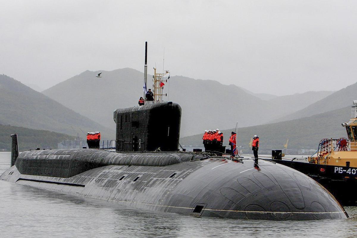 Подводный ракетоносец