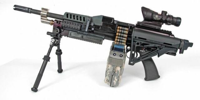 Пулемет NGCW-AR