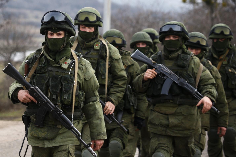 Российские солдаты в Венесуэле
