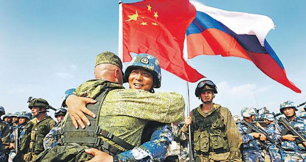 Русские и китайцы