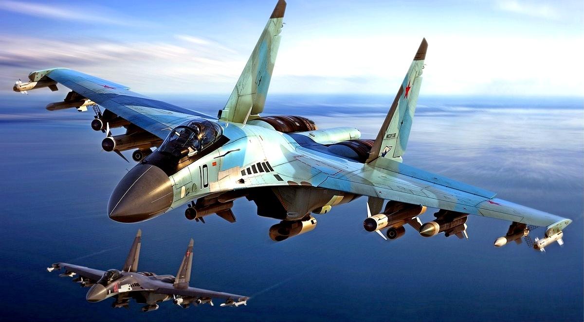 Самолеты Су-35