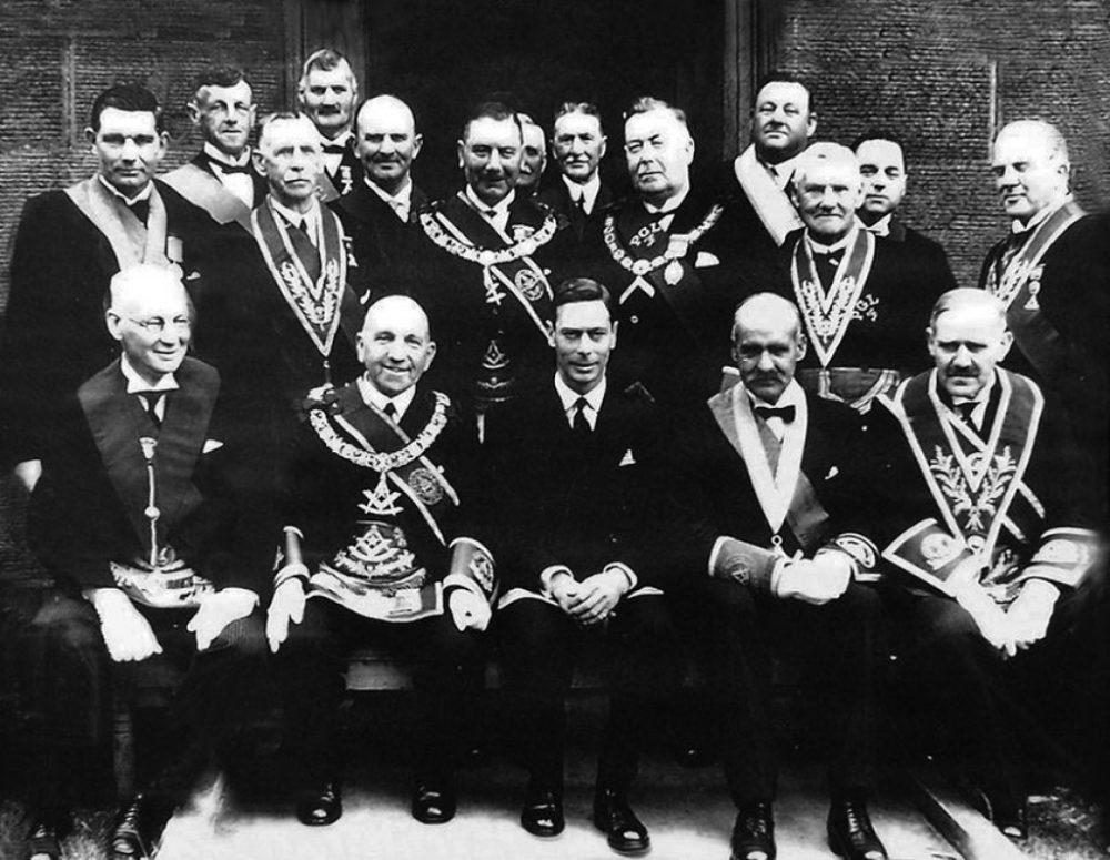 Собрание масонов