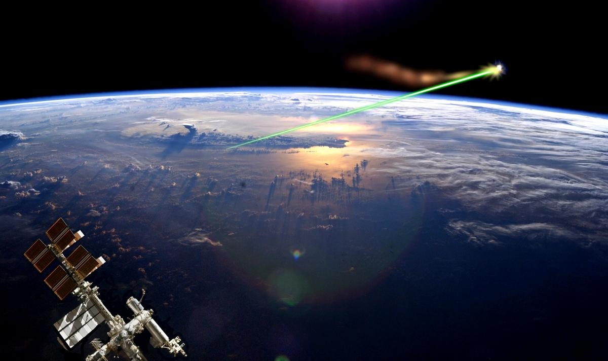 Удар с орбиты