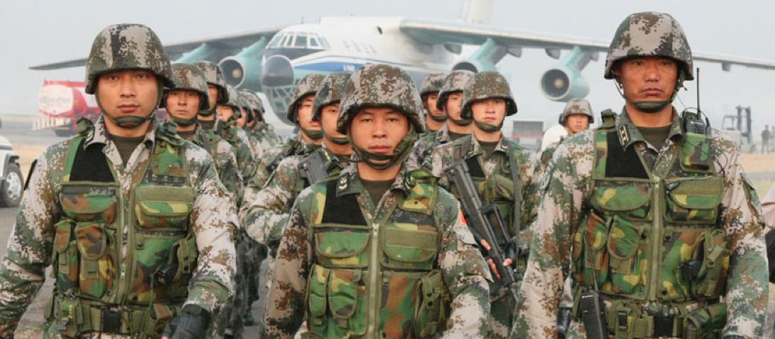 Военные КНР в Венесуэле