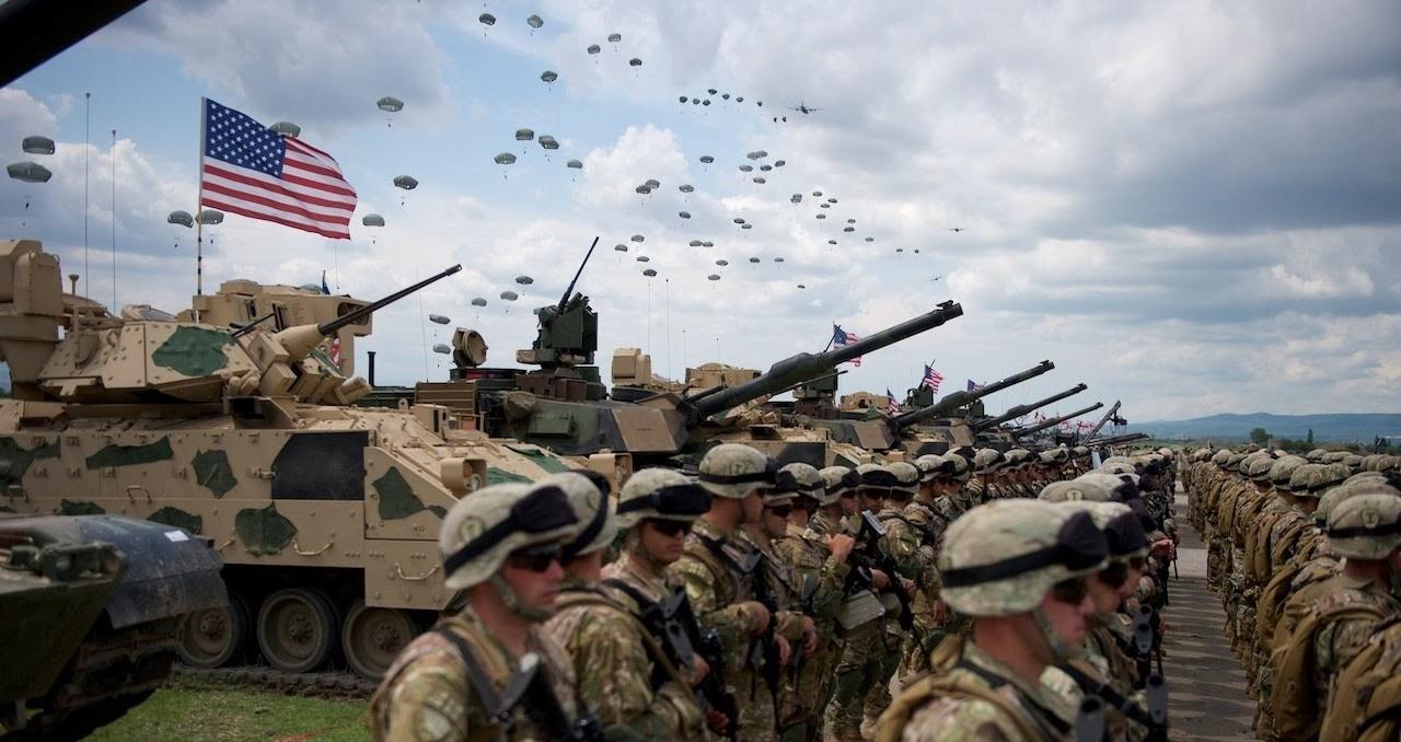 Войска США в составе НАТО