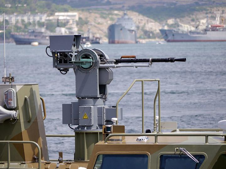 Вооружение катера проекта 03160