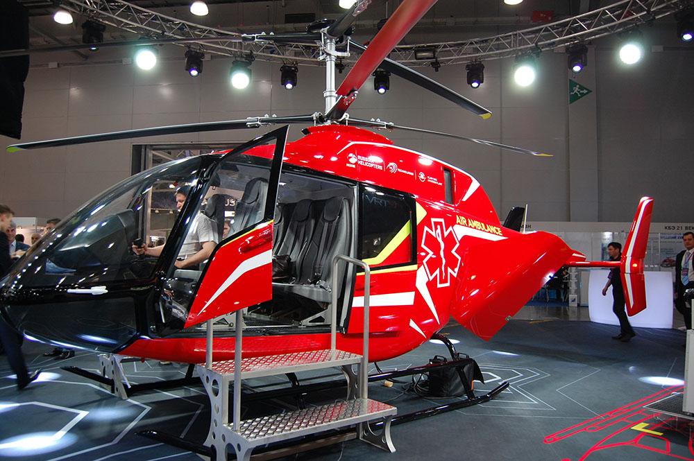VRT500 на выставке