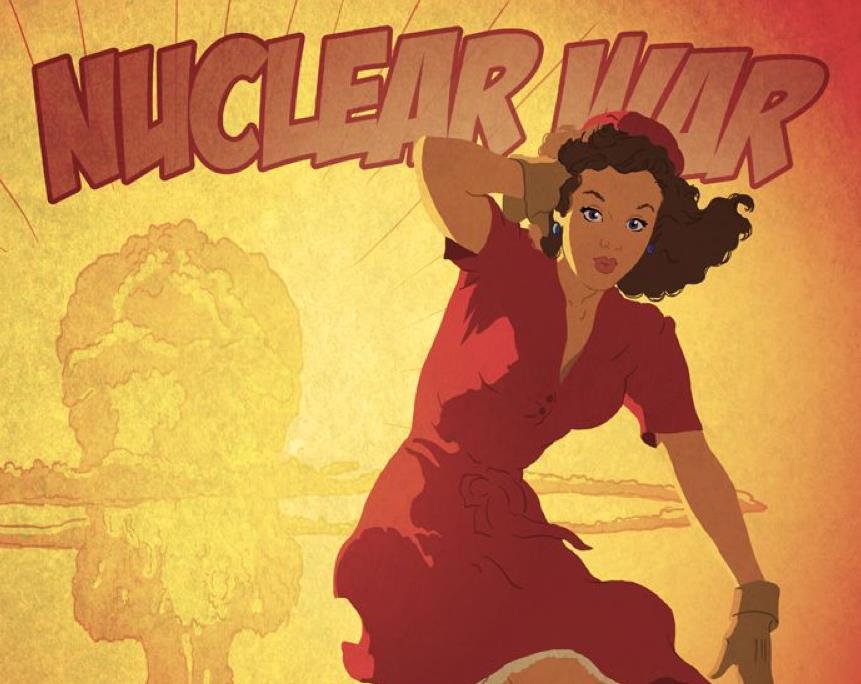 Женщина и атомная война