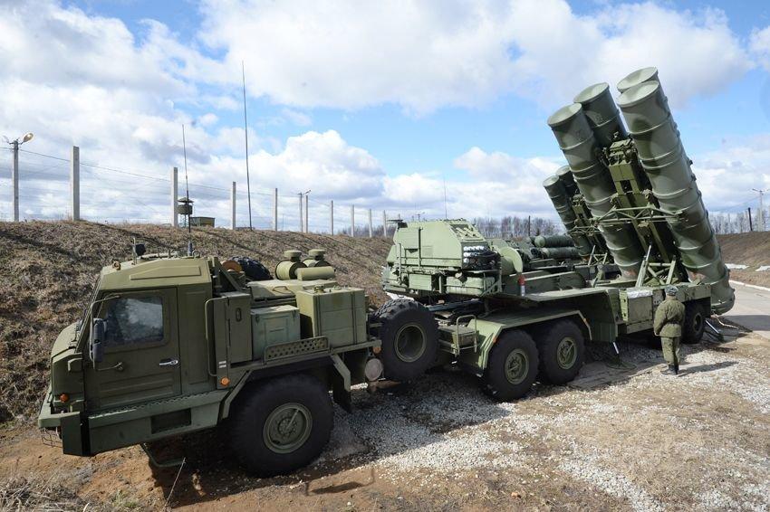 ЗРС С-500