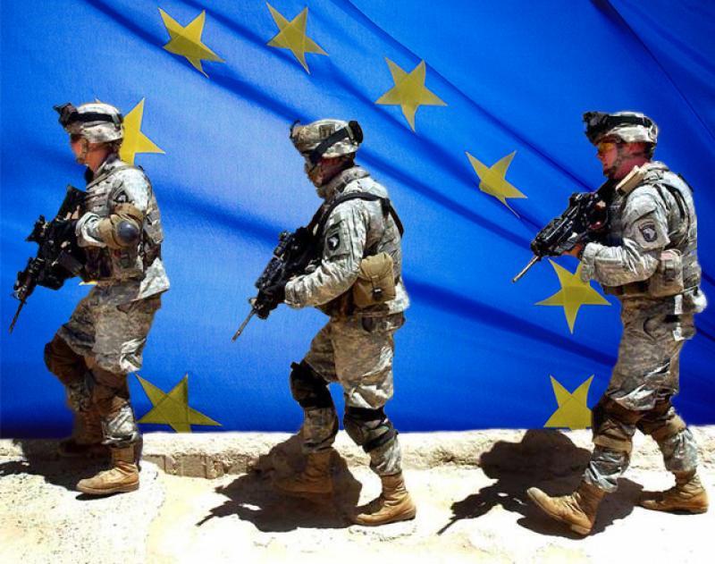 Армия Евросоюза