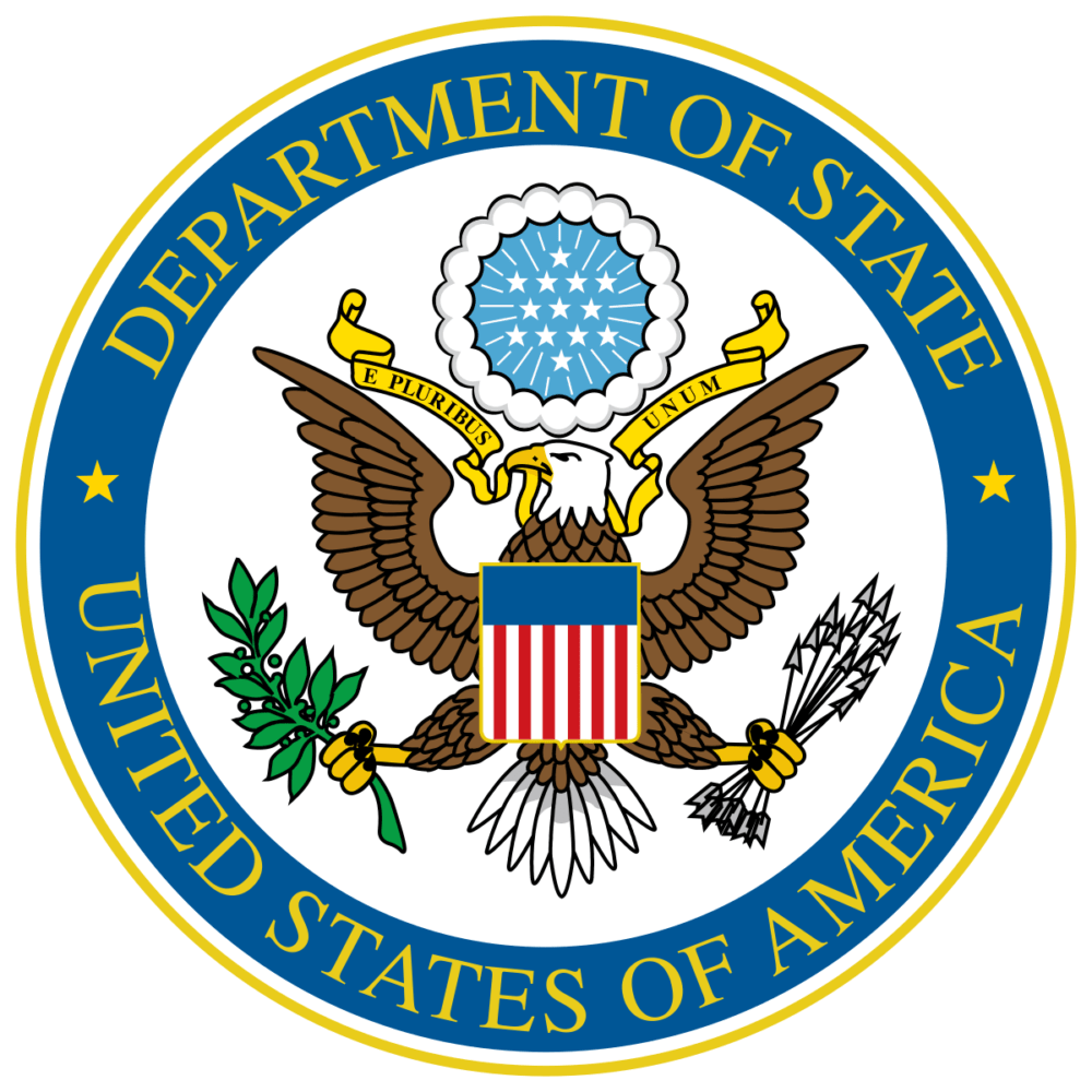 Эмблема Государственного департамента США