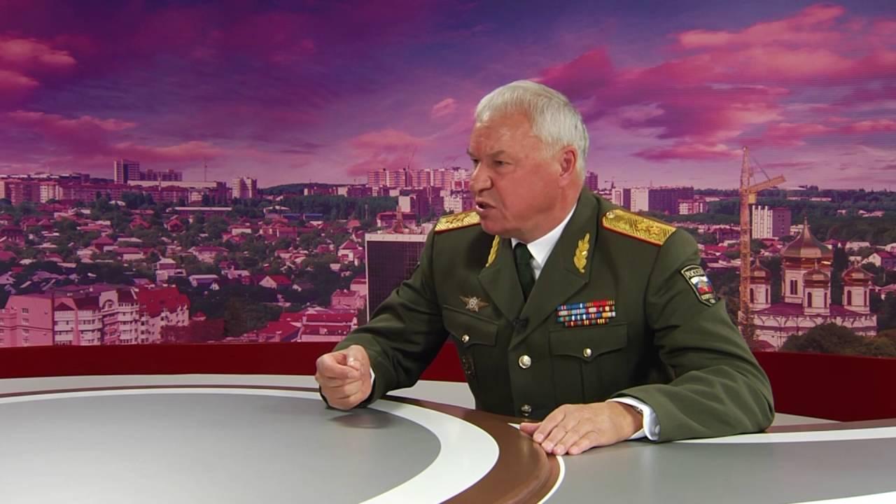 Генерал-лейтенант Соболев