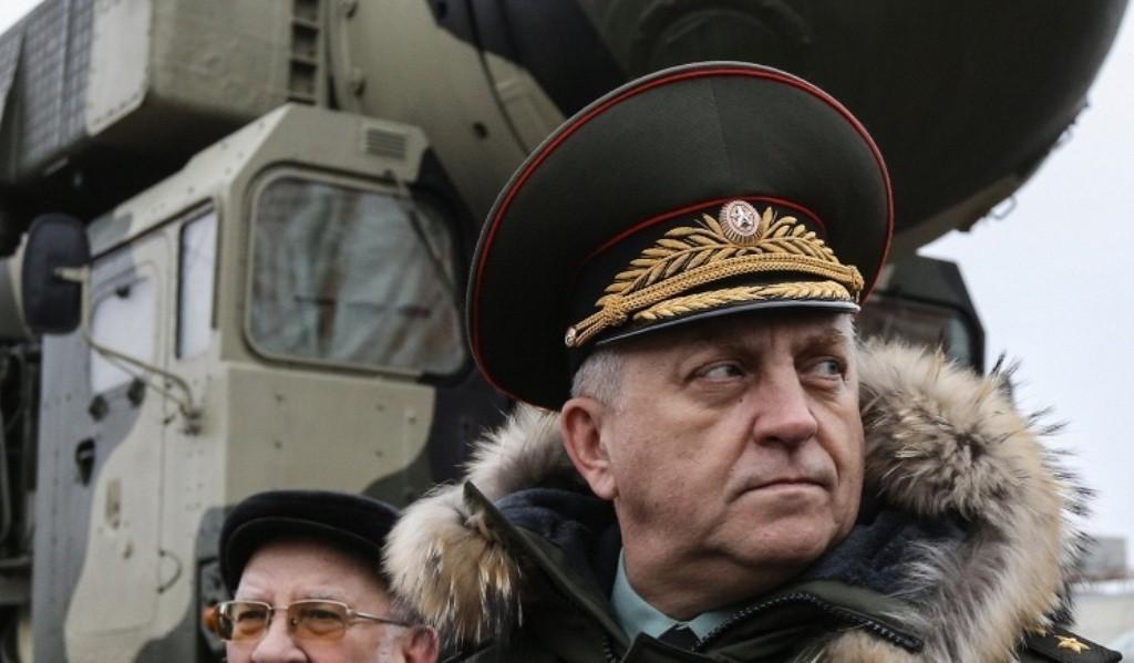 Генерал Сергей Каракаев
