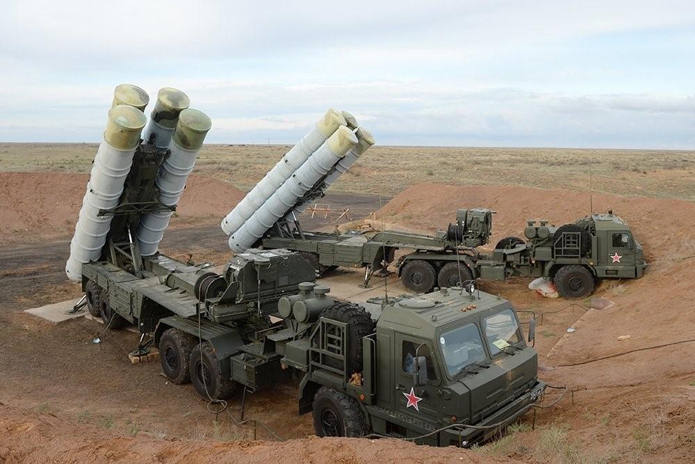 Испытания российских ракетных комплексов