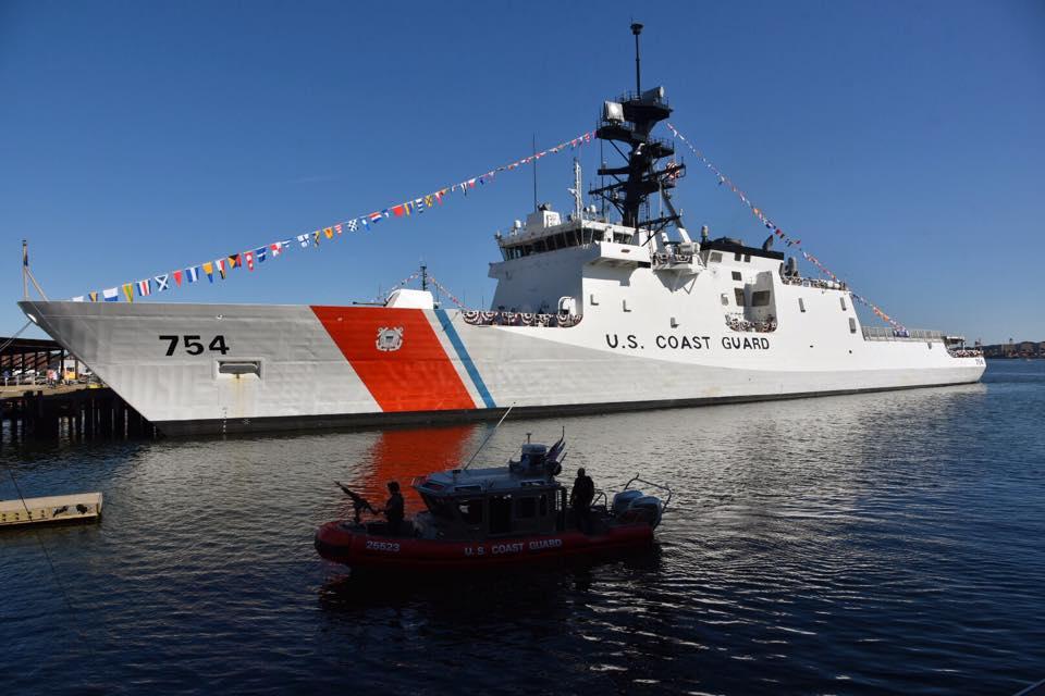 Корабль США USCG James
