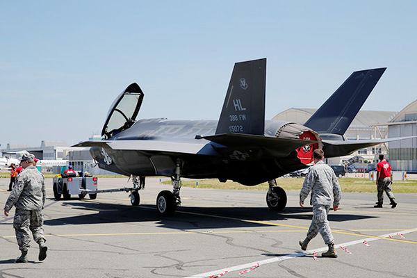 Критикуемый F-35