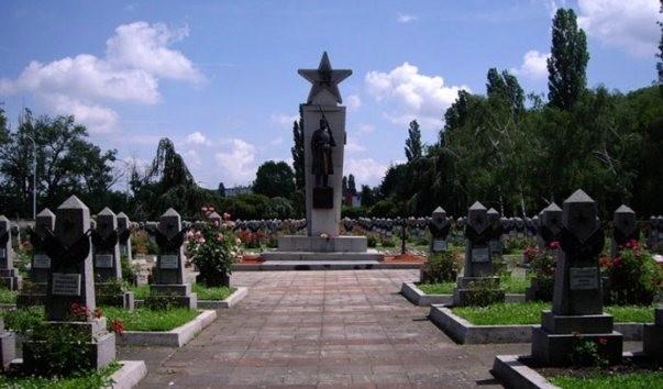 Мемориал в Чехии