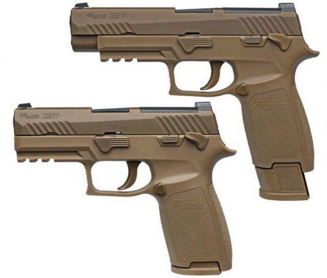 Модульный пистолет М18