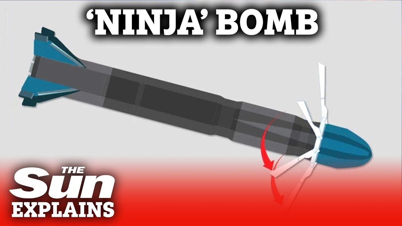«Ниндзя-бомба»