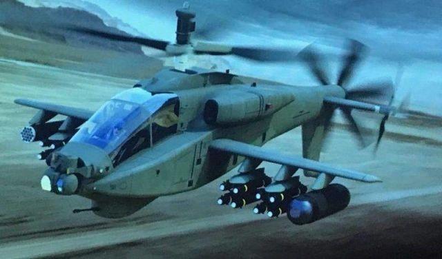 Новый скоростной вертолет «Апач»