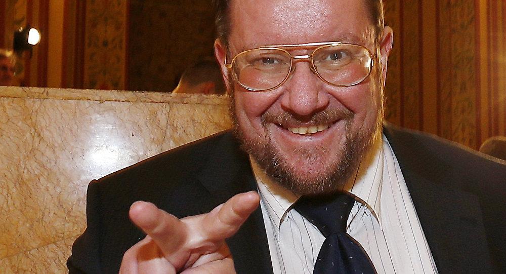 Политолог Евгений Сатановский