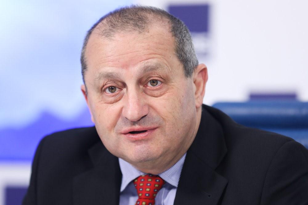 Политолог Яков Кедми