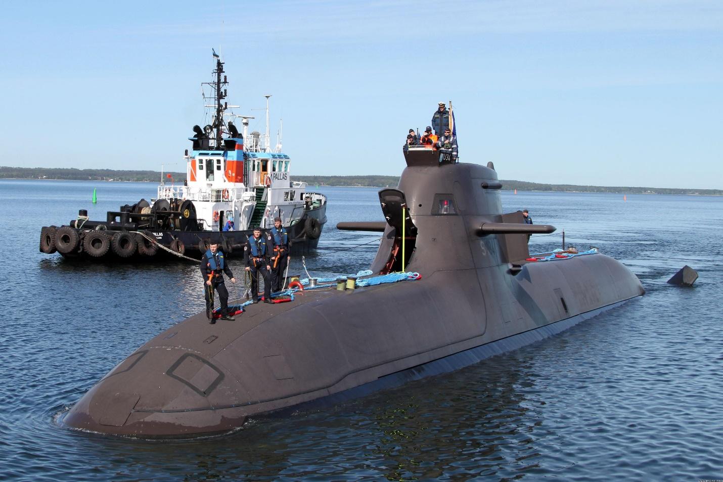 Поврежденная U-36