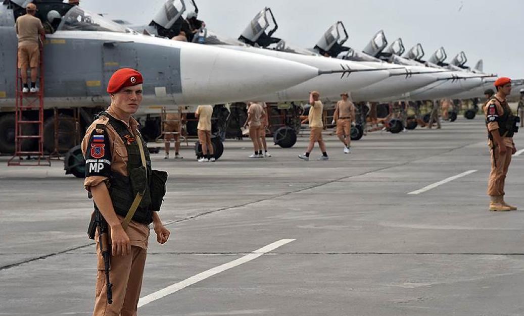Российская авиабаза