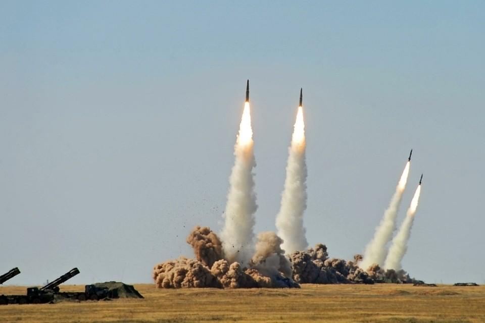 Российские ракеты