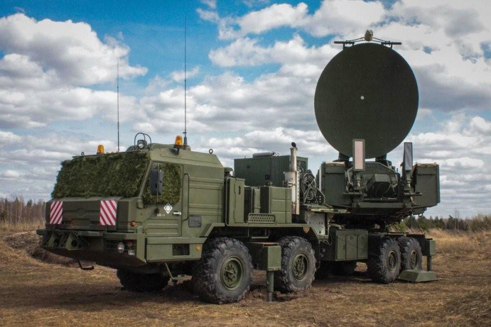 Российская установка РЭБ