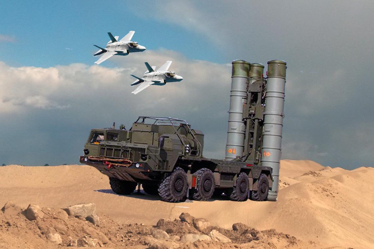 С-400 и F-35